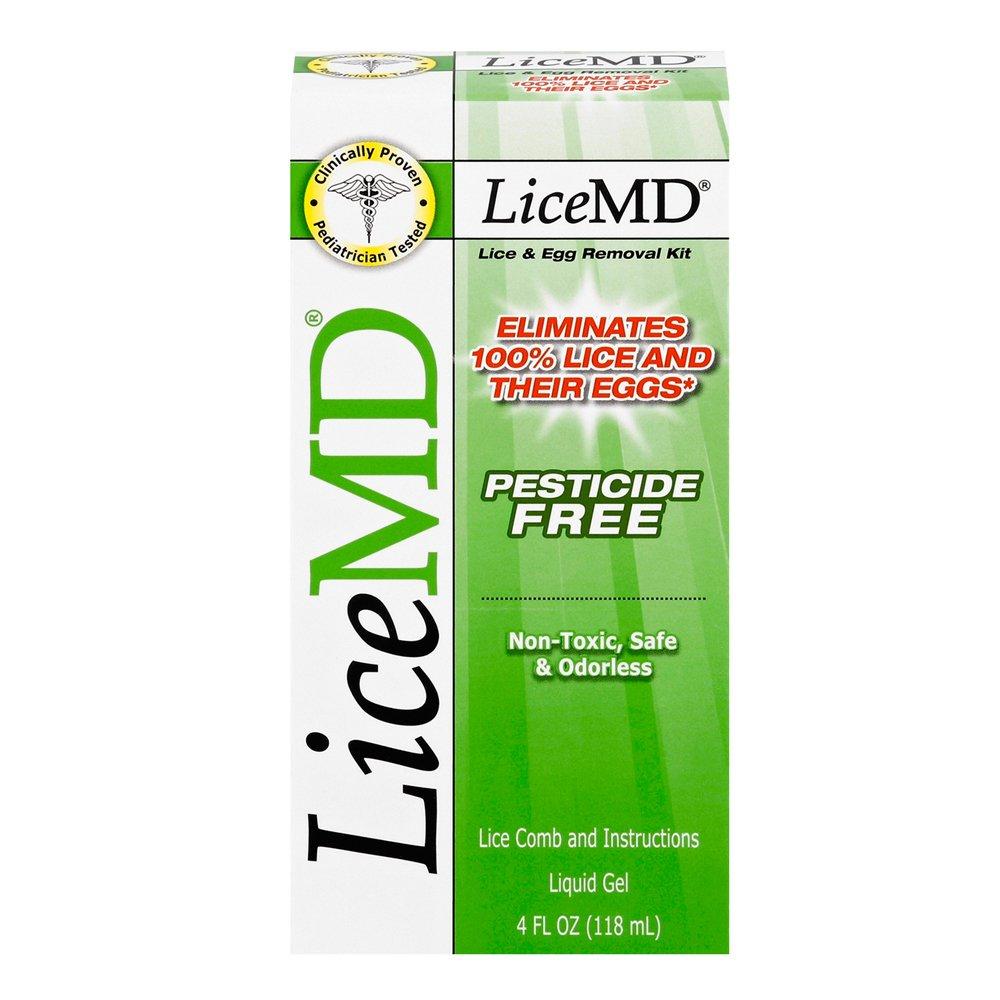LiceMD Head Lice Treatment Kit, 4 oz by LiceMD