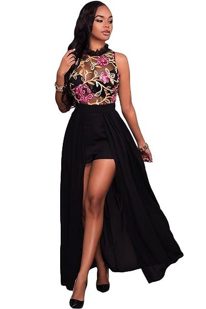 comprare popolare b59af 1b20e emmarcon Sexy Abito Cerimonia da Donna Cerimonia Festa ...