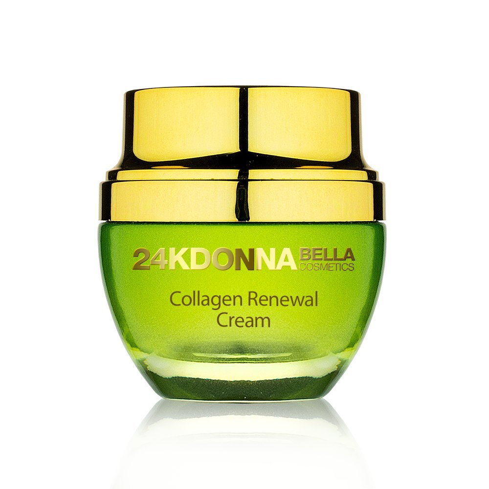 Donna Bella 24K Gold Collagen Radiance Renewal Cream -50ml