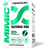 Magnum Nutraceuticals Mimic - All Natural Glucose Disposal Agent - R-Lipoic Acid - Carbohydrate Utilization Supplement