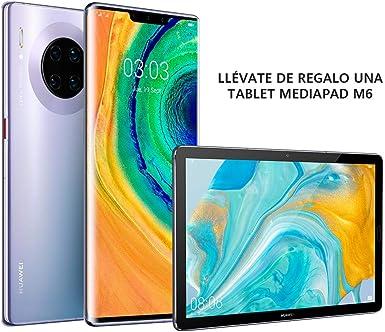 HUAWEI Mate 30 Pro - Smartphone con Pantalla Curva de 6.53