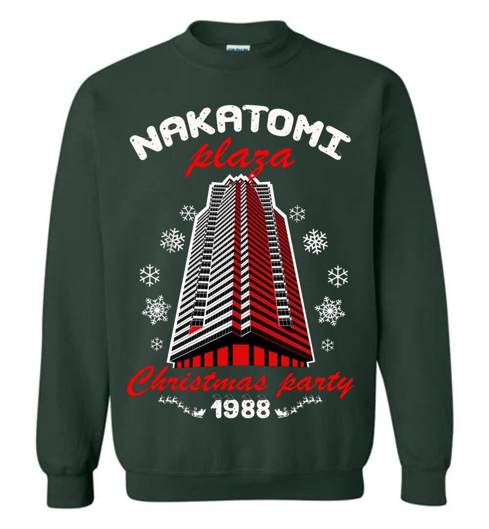 Nakatomi Plaza Christmas Party 1988 Funny Gift Adult Shirts