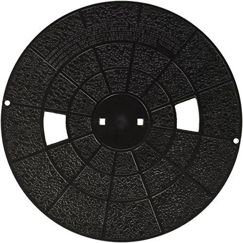 (Pentair 516306 Black Deck Lid Replacement Bermuda Gunite and Vinyl Liner)
