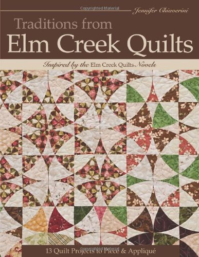 Traditions from Elm Creek Quilts: 13 Quilts Projects to Piece and Applique (House Of The Devil Blu compare prices)