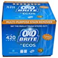 ECOS Earth Friendly Products OXO BRITE Multi-Use Stain Remover, 14 lb. Box