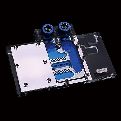 bykski VGA GPU Bloque de refrigeración de agua para a-xf48bw ...