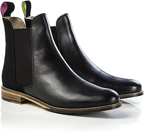 Westbourne Leather Chelsea Boots