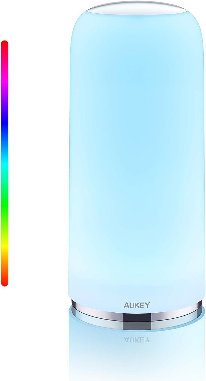 AUKEY Lampada da Tavolo RGB