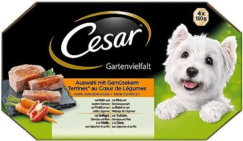 Cesar-Hundefutter-Nassfutter-Gartenvielfalt