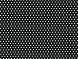 """Pack of 1, Black Celb Dot 24"""" x 417' Half Ream Roll Gift Wrap for Holiday, Party, Kids' Birthday, Wedding & Special Occasion Packaging"""