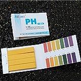 80-Pcs pH Tester Full Range Litmus Test Paper 1-14 Universal Strips Indicator
