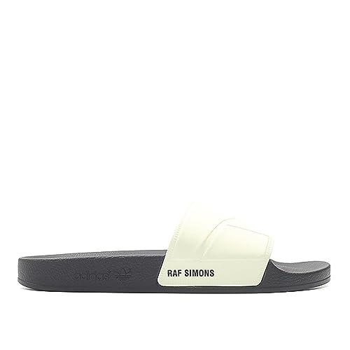 812b3c386114 adidas x RAF Simons Men Bunny Adilette Slides US8  Amazon.ca  Shoes    Handbags