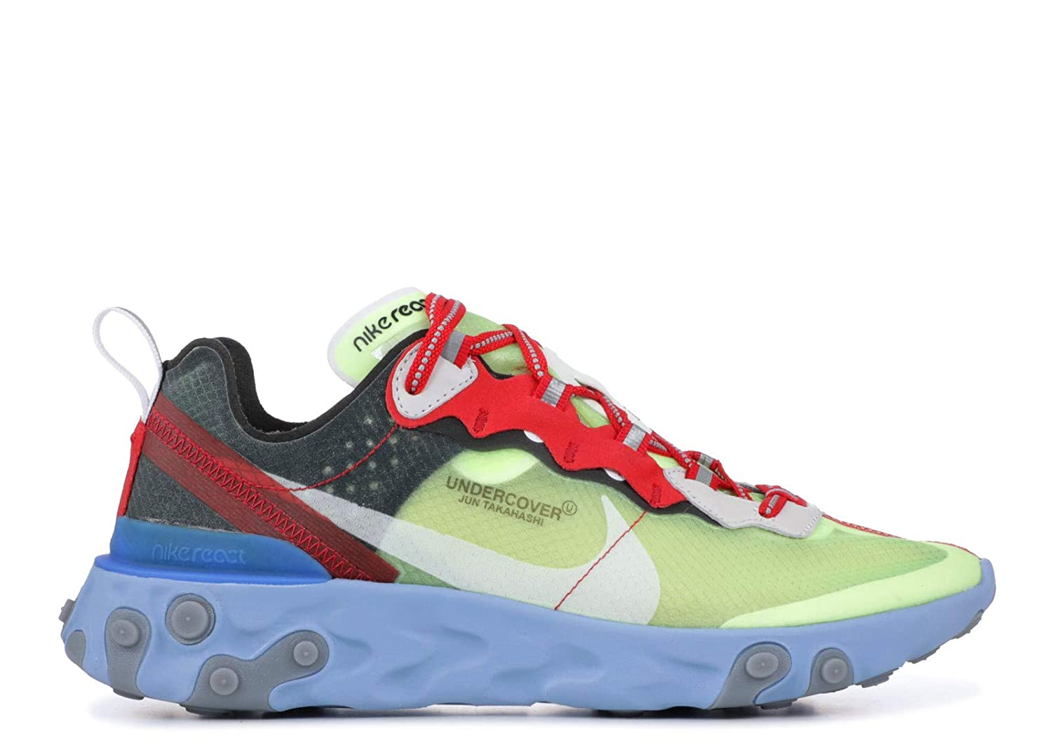 timeless design af4e5 20682 Amazon.com   Nike React Element 87 Undercover - US 6.5   Shoes
