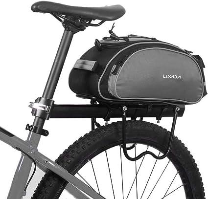 Support de selle pour porte-siège arrière à fixation rapide pour vélo,