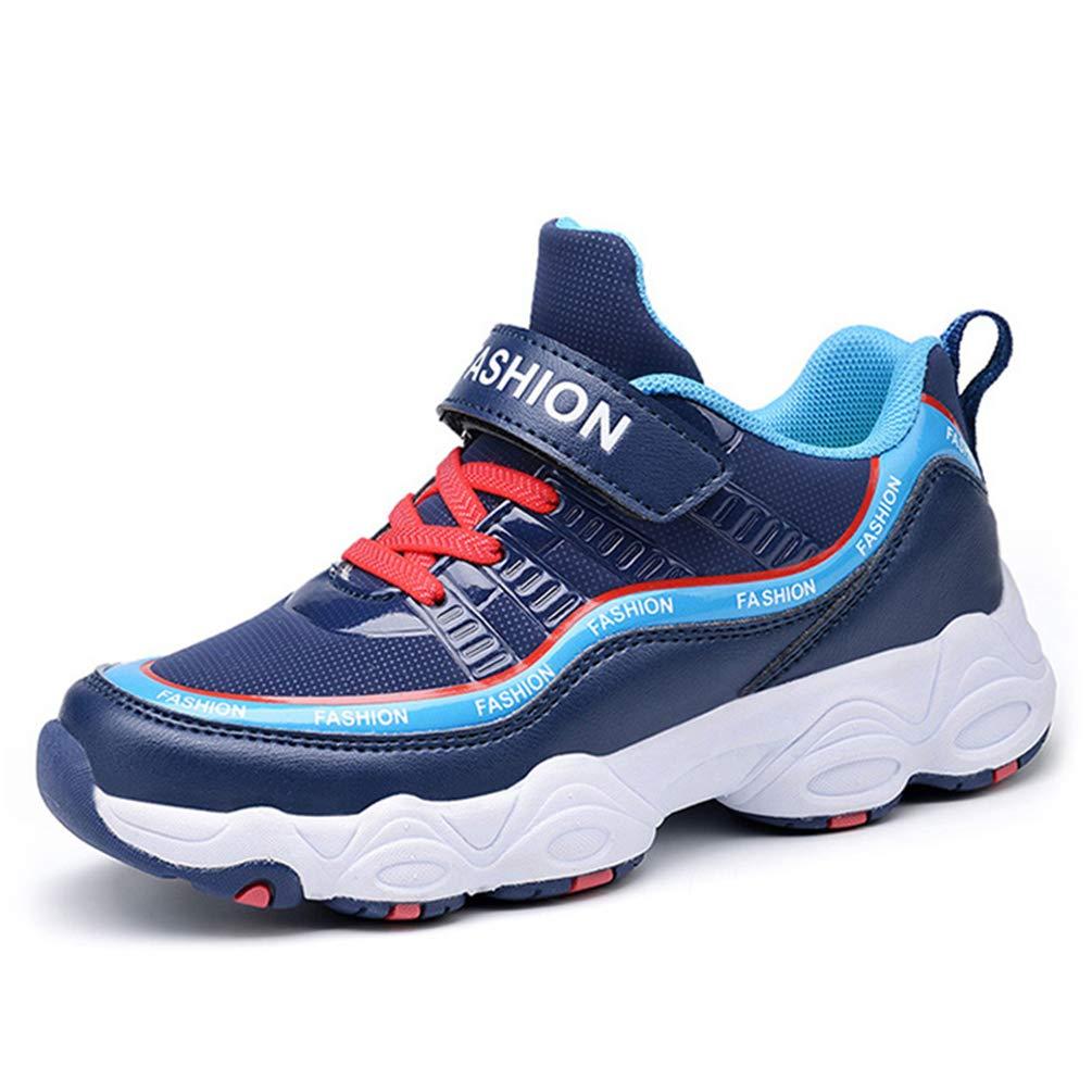 Zapatillas Unisex Infantiles con Velcro Zapatillas Deportivas para ni/ños Zapatillas Deportivas para ni/ños Zapatillas de Senderismo para ni/ños