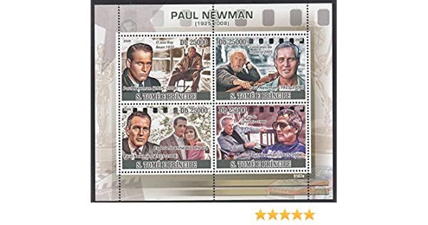 Amazon Paul Newman Collectible Postage Stamp 1950 Toys Games