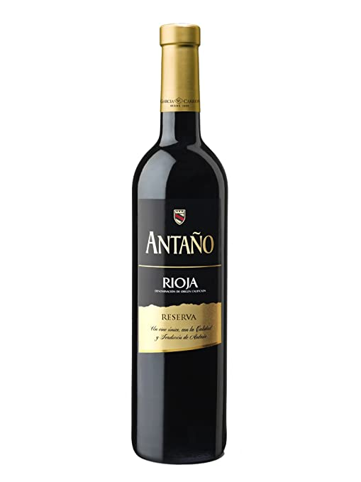 Antaño Reserva D.O Rioja. Vino Tinto - 750ml