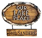 Our Lake Place Personalized Sign Review