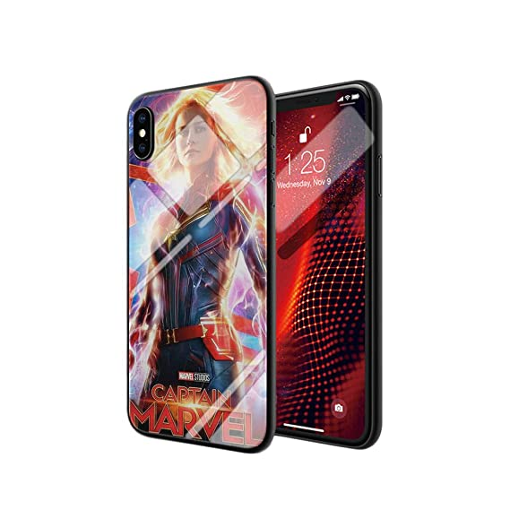 captain marvel iphone 7 case