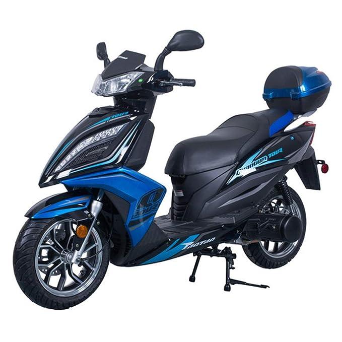 Amazon.com: Patinete de gas para adultos, 150 cc, 4 tiempos ...