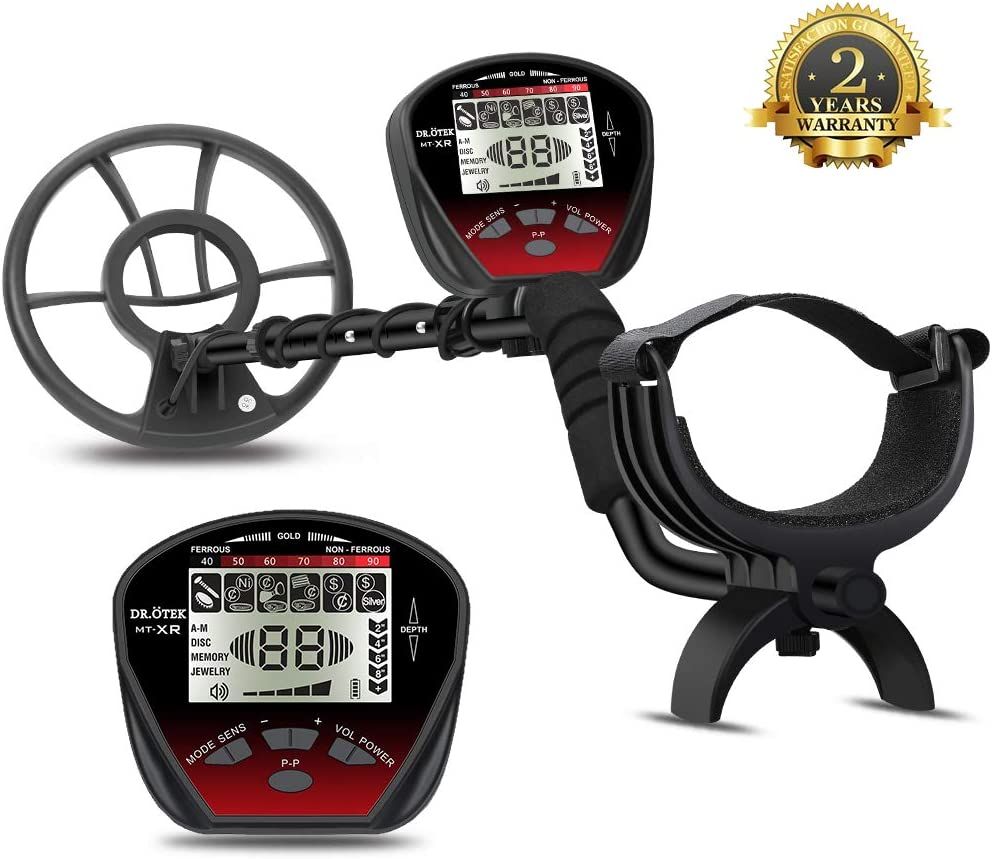 Amazon coupon code for Lightweight Metal Detector for Adults