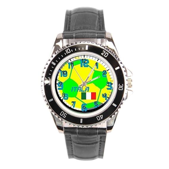 cnbluer reloj para hombre acero inoxidable Italia apoyo deportes baratos Relojes de acero inoxidable