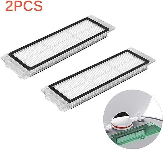Kit de piezas de filtro de repuesto, 2 piezas de filtros HEPA de ...