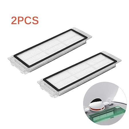 Donpow Kit de piezas de filtro de repuesto, 2 piezas de filtros ...