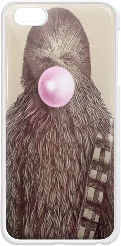Chewbacca Chewing Gum Star Wars Coque pour iPhone et Samsung ...