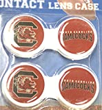 South Carolina Gamecocks Contact Lens Case 2 Pack