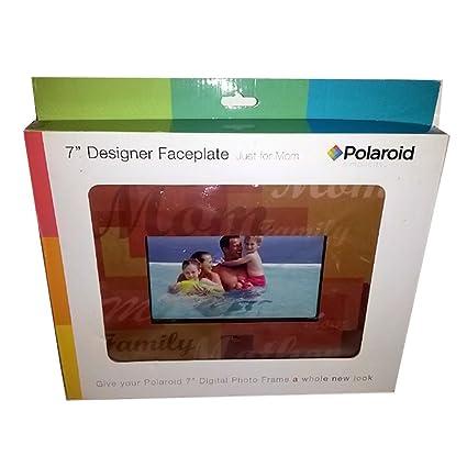 Amazoncom Polaroid 7 Digital Photo Frame Just For Mom Designer