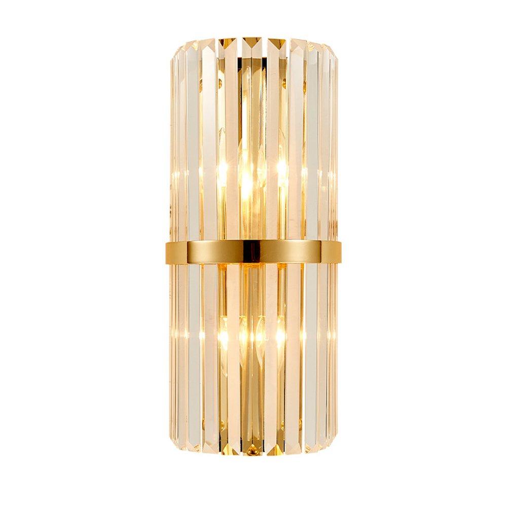 Wandlampen Eisen Wandleuchten, Postmoderne LED Gold Beleuchtung Dekoration Hotel Wand hängende Lampe Mode Kreative Schlafzimmer Wohnzimmer Gang Esstisch Wandleuchte