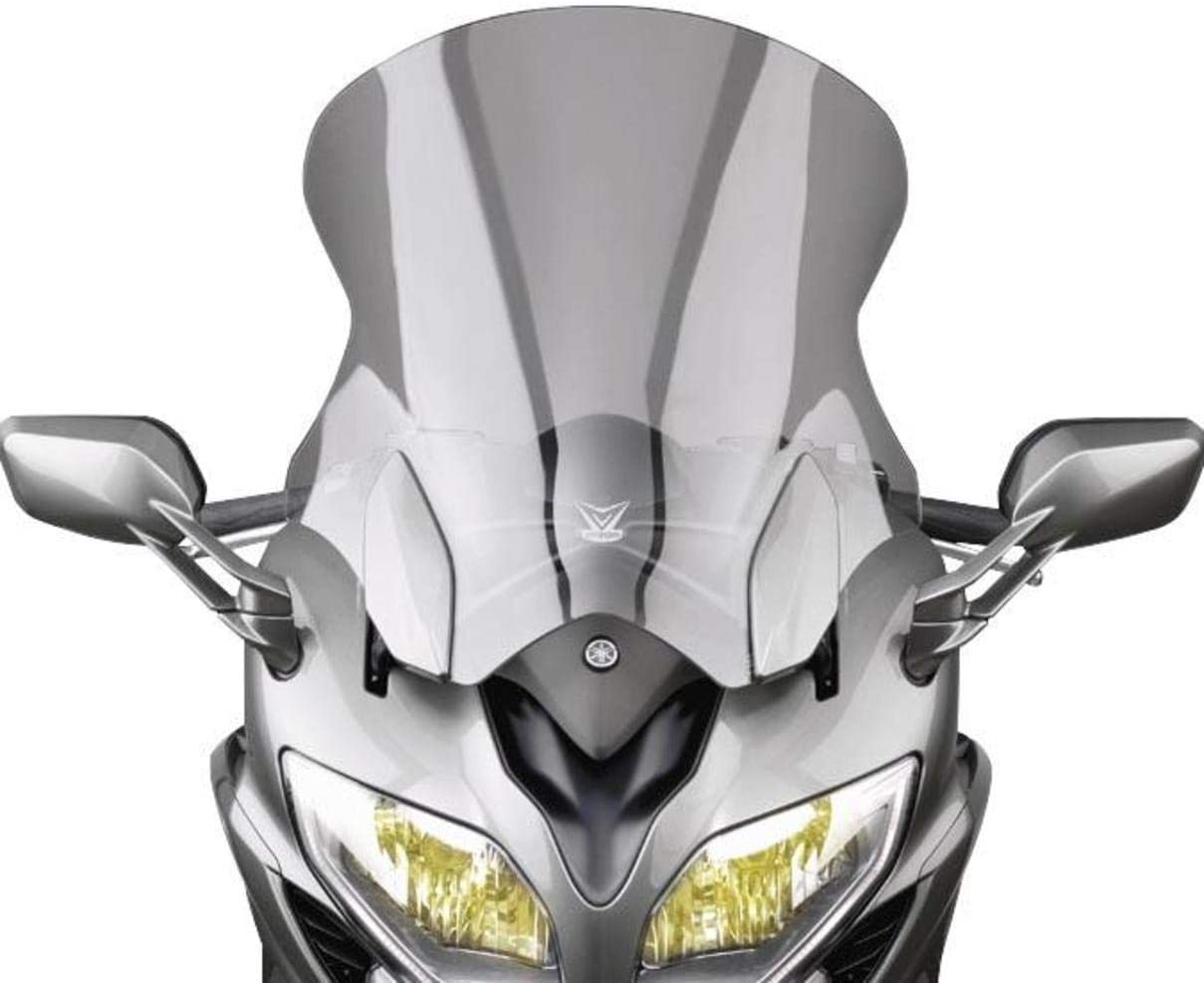 One Size Light Tint National Cycle VStream Windscreen for 2013-2014 Yamaha FJR1300