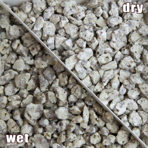 白川砂利 4分(10-14mm) 20kg(14.2L)×5袋セット【100kg】 B008B1SEJO 100kg  100kg
