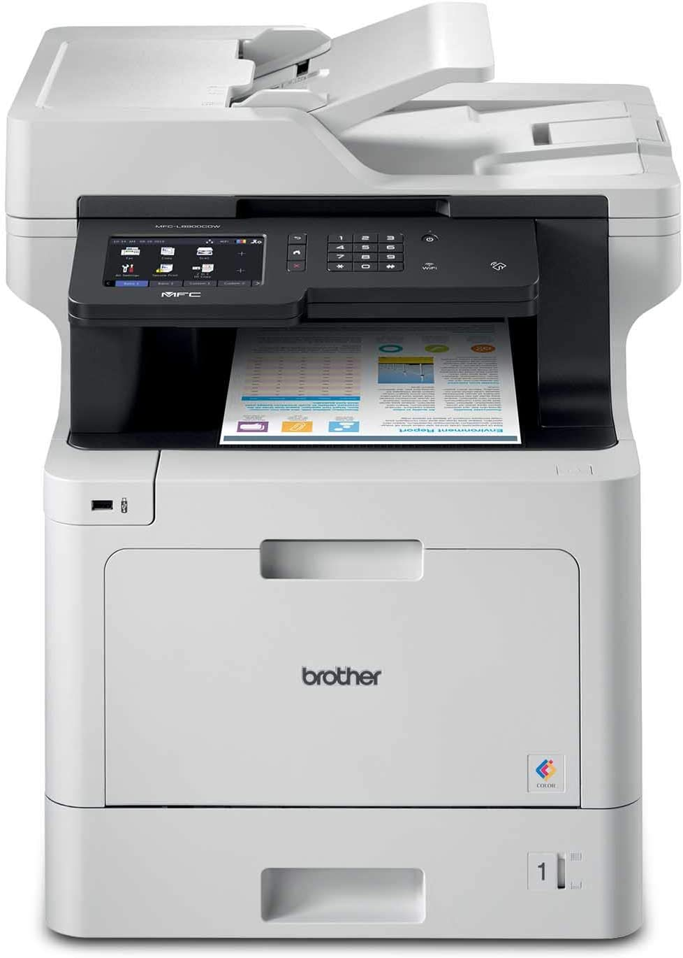 Business Color Laser All-in-One Printer