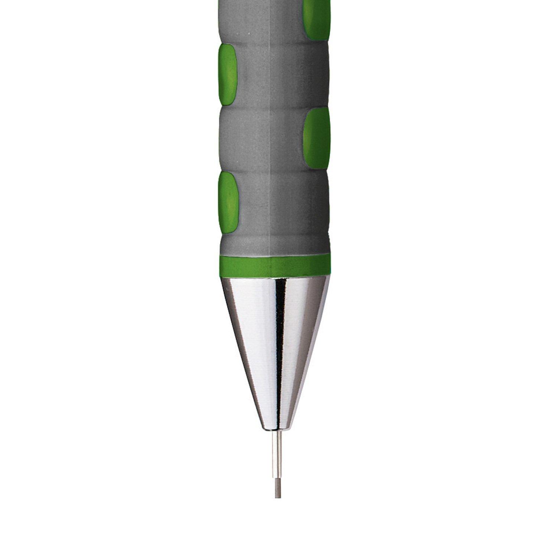 0,7/mm verde oscuro Rotring Tikky portaminas HB