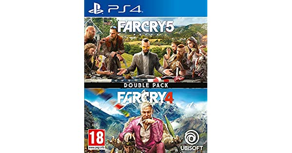 Compilation Far Cry 4 + Far Cry 5 [Importación francesa]: Amazon.es: Videojuegos