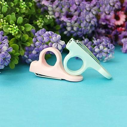 Gugutogo Tijeras de uñas lindo del bebé recién nacido de uñas ...