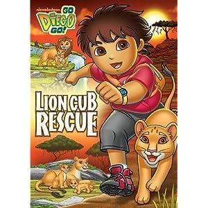 Go Diego Go! : Lion Cub Rescue (2018)