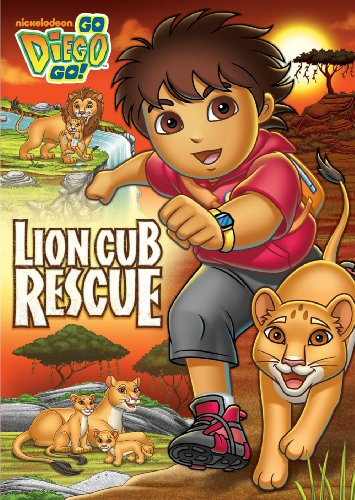Diego Halloween Dvd (Go Diego Go! : Lion Cub)