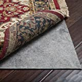 Surya PAD-F Premium Felted Wool Rug Pad, 9 3/4 Round