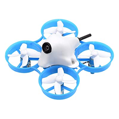 BETAFPV Beta65S Lite Mini Drone 1S Brushed FPV Whoop Quadcopter with Lite FC Silverware Firmware M01 AIO Camera 7X16 19000KV Motor for Tiny Whoop FPV Racing: Toys & Games