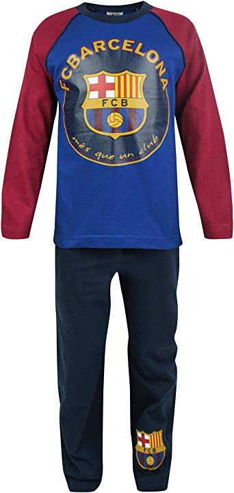 Official Niño FC Barcelona - Pijama (4-5 Años)