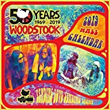 Woodstock - 50th 2019 16 Month Wall Calendar