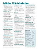 Microsoft Publisher 2010 Quick Reference Guide, Beezix, 1936220431