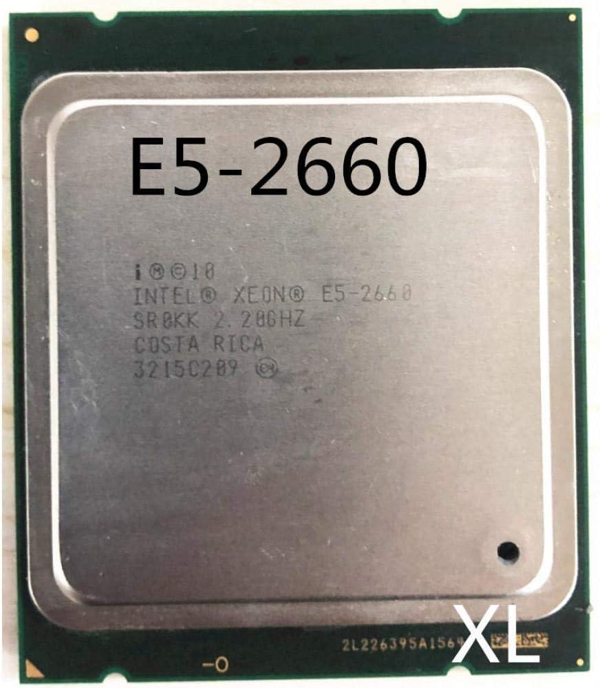 Intel Xeon Processo SR0KK E5-2660 E5 2660 20M Cache 2.2//GHz//8.00 GT//s 95W LGA 2011 E5 2660,