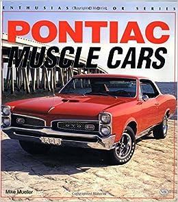 Amazon Com Pontiac Muscle Cars Enthusiast Color