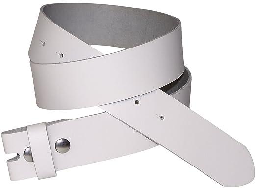 Fronhofer Ceinture échangeable de 3,5 cm, ceinture sans boucle, ceinture à  boutons 5a023f858cc