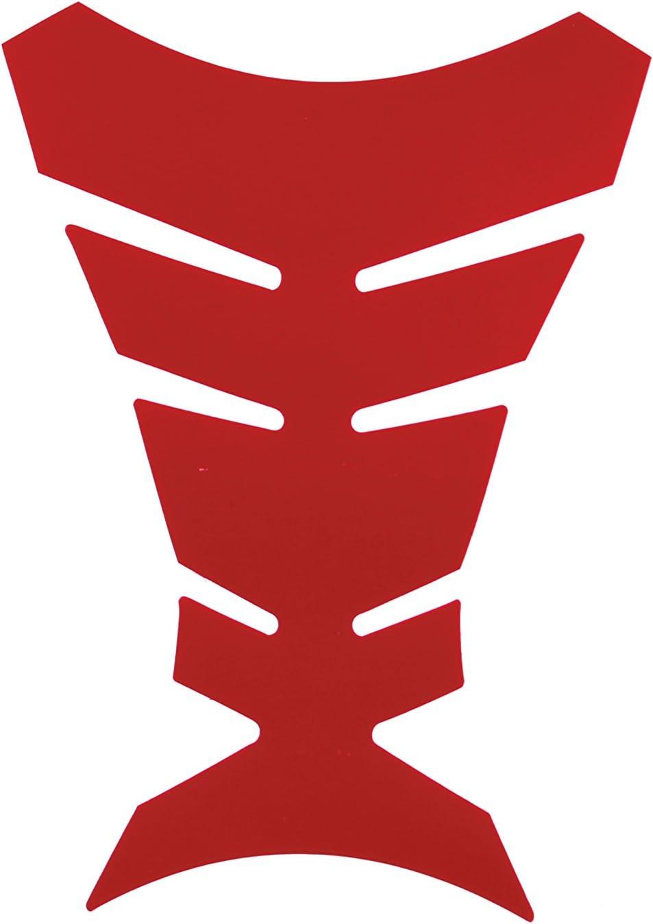 Seitronic/® Tankpad 10 Matt-HOT-Red in Matt-HOT-Red Tankaufkleber Tank Schutz