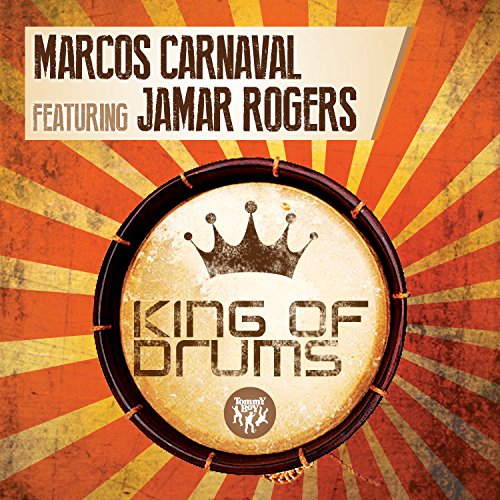 - King of Drums (feat. Jamar Rogers) [Original Mix]